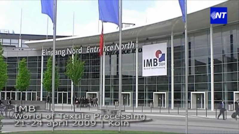 2009 – IMB – KOLN-MESSE – World of textile processing – fair GERMANIA