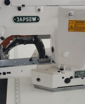 JAPSEW J-1850 - Masina de cusut cheite mecanica