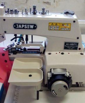 JAPSEW J-373-DD - Masina de cusut nasturi