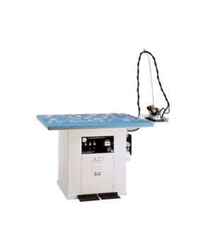 Masa de calcat dreptunghiulara cu vaporizare si generator 26 litri - EROS MAXI VAP