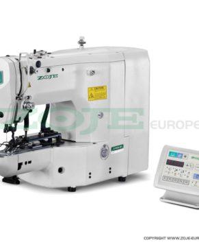 ZOJE ZJ1903D-301-Masina cusut nasturi electronica