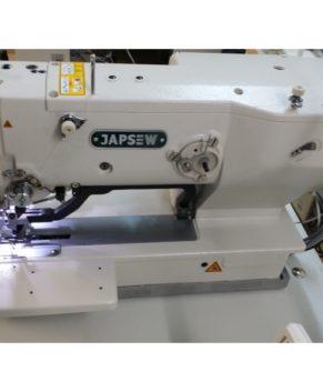 JAPSEW J-1790-A-Masina de cusut butoniere drepte electronica