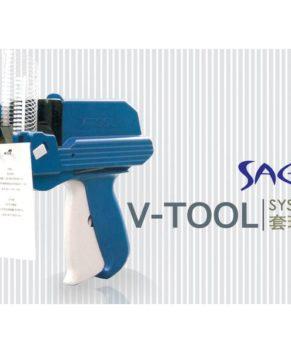 Pistol de etichetat cu sistem V-TOOL