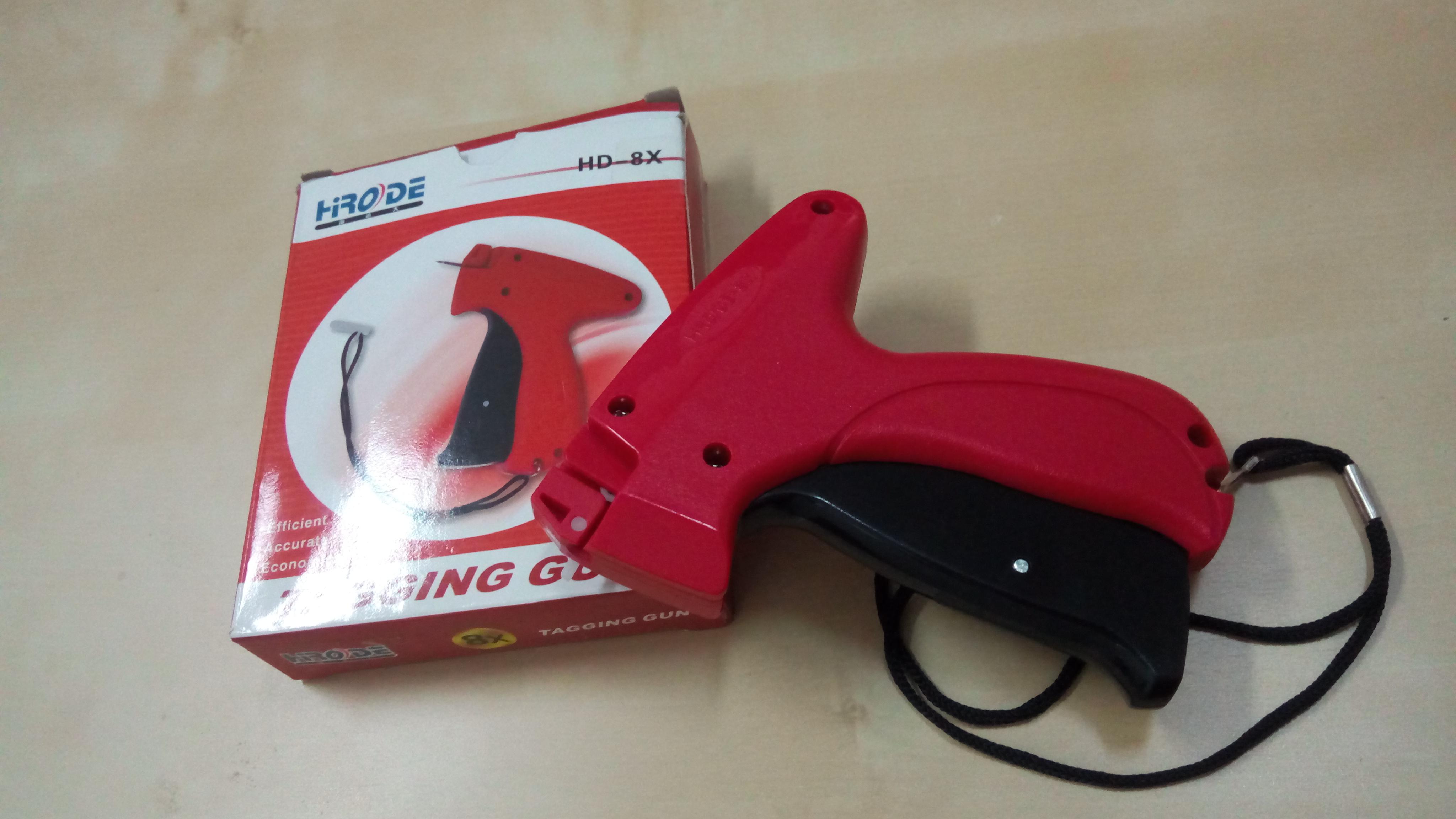 pistol hirode hd-8x