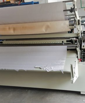 JAPSEW ZJ-217-Masina de plisat paralel