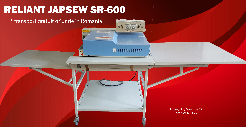 Presa de termoculat Japsew SR600