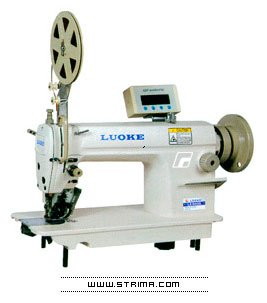 Masina de cusut liniara LUOKE LK8808 SERVO