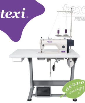 TEXI SILENCE PREMIUM-Masina de cusut liniara