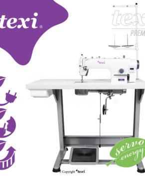 TEXI TRONIC 1 PREMIUM-Masina de cusut liniara