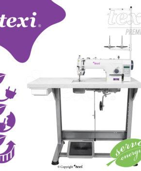 TEXI TRONIC 5 PREMIUM-Masina de cusut liniara