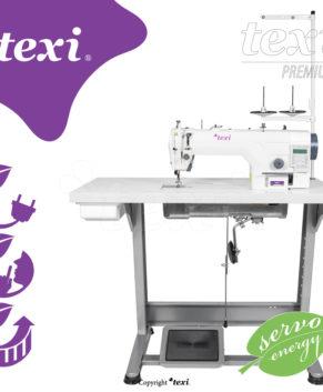 TEXI TRONIC 7 PREMIUM-Masina de cusut liniara
