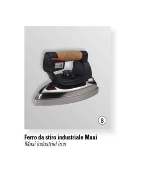 Fier de calcat industrial MAXI