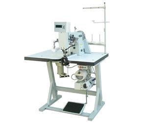 Mocassin machine