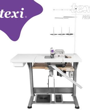 TEXI TRE 04 PREMIUM-Masina de surfilat