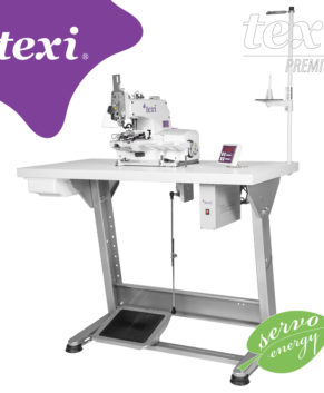 TEXI X PREMIUM-Masina de cusut nasturi