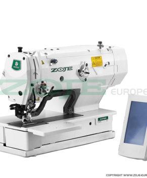 ZOJE ZJ5780S-Masina de cusut butoniere electronica