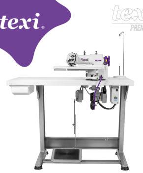 TEXI ACCURA PREMIUM-Masina semiindustriala de cusut ascuns - stafir