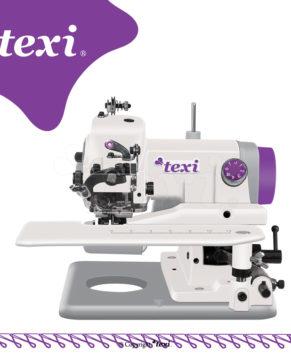 TEXI COMPACTA 1YG-Masina semiindustriala de cusut ascuns - stafir