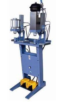 Masina batut capse pneumatica GS-DC Metalmeccanica
