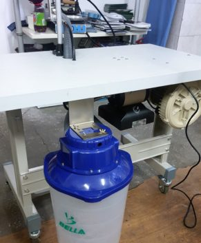 Masina de curatat ate BELLA KM-T322