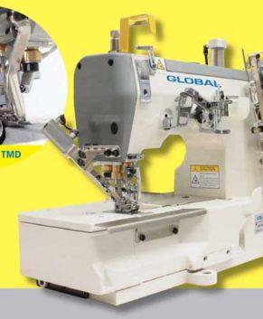GLOBAL FB 3603-56 AUT-Uberdek automat, plan
