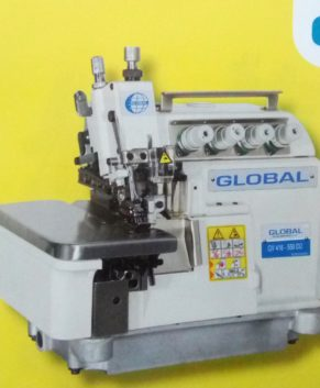 GLOBAL OV 414-240 DD-Masina de surfilat 4 fire direct drive