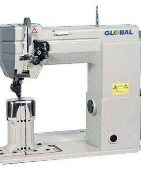 GLOBAL LP 9974 - Masina cu 2 ace pentru cusut incaltaminte