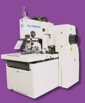 GLOBAL BH 1000 - Butoniera grea mecanica