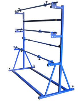 REXEL LS-3 - Suport pentru rola de material
