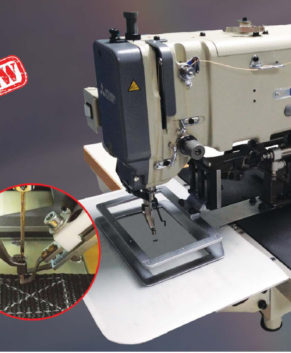 MITSUBISHI PLK-G1306-HC - masina de cusut incaltaminte, curele, centuri siguranta