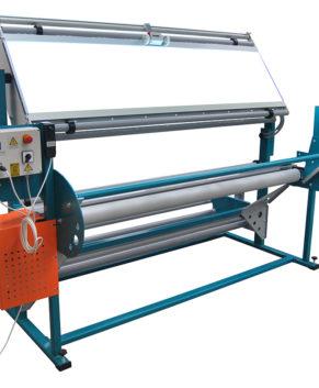 REXEL PP-3L - Masina de masurare - rebobinare si verificare/inspectie tesatura