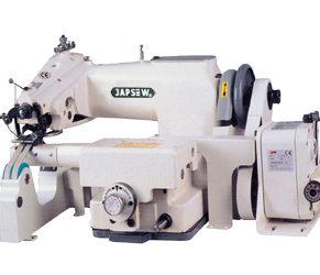JAPSEW J-1430 - Masina de cusut ascuns pentru neopren/material izolant
