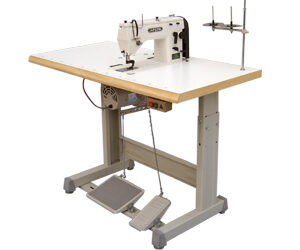 Peral stitch machine
