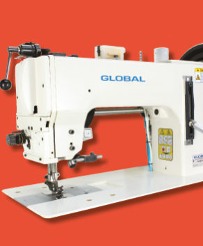 GLOBAL WF 9204 - Masina liniara cu graifer mare