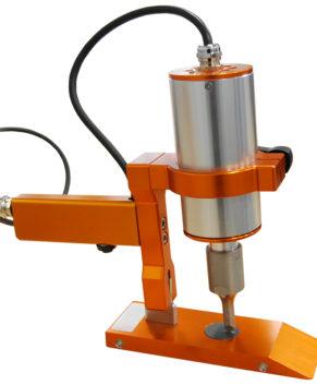 REXEL TTS-400 - Cutit manual cu ultrasunete pentru taierea tesaturii