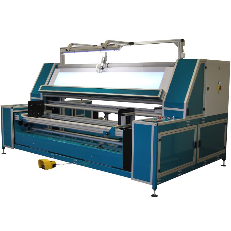 masina de inspectie a materialelor seniortex