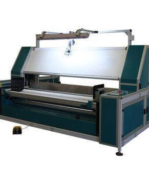 REXEL PP-5 - Masina de inspectie a materialelor