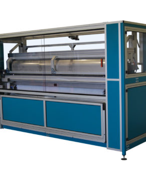 REXEL CTL-2000 FT - Masina de taiat si masurat material filtrant