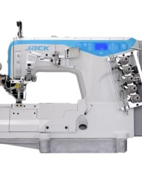 JACK W4-UT-01GB/02BB - Masina uberdek cu functii automate