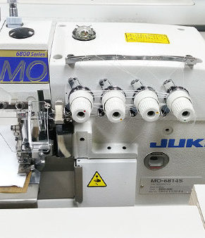 JUKI MO6843S-1D6-40H - Masina surfilat 3 ace 6 fire