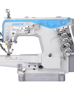 JACK K4-UT-01GB/02BB-UT - Masina uberdek cu brat cilindric cu functii automate
