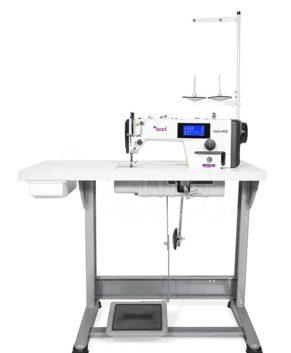 TEXI TRONIC 6 NEO PREMIUM EX - Masina automata completa cu cusatura mecatronica, circuit de lubrifiere inchis si panou cu ecran tactil
