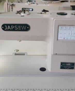 JAPSEW J-1969 - Masina cusut automata 9 tipuri de cusaturi