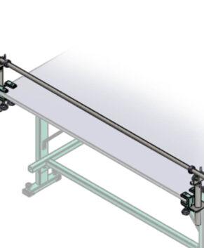 REXEL LS-1/B - Suport pentru rola de material