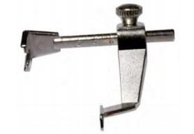 G808 - Limitator reglabil pe dreapta cu fixare in surubul piciorusului presor