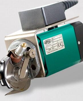 HOOGS IAG-3-L - Curis cu foarfece electrice încorporate cu motor trifazat