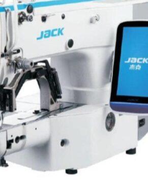JACK JK-T1903BSK - Masina de cusut nasturi electronica
